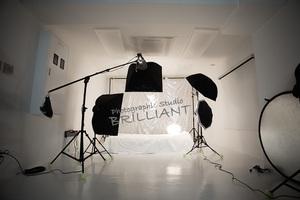 博多スタジオ ブリリアント: グループ貸切の会場写真