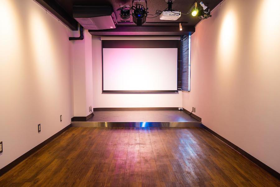 千駄ヶ谷イベントスペース『時遊空間』 : 【スペースのみ利用プラン】イベントスペースの会場写真
