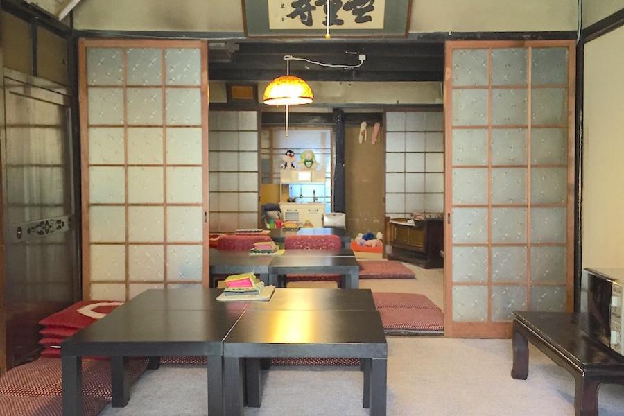京の町家カフェスペース『アンカフェ』  : カフェスペース貸切の会場写真