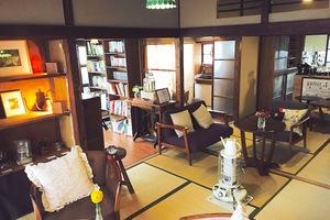 江ノ島 古民家スペース『ラムピリカ』 : カフェスペースの会場写真