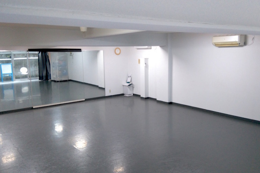 dancestudioR(武蔵小杉・新丸子) : レンタルスタジオの会場写真