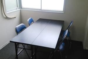 都立大学レンタルスペース「SiRiO TOKYO」 : 会議室の会場写真