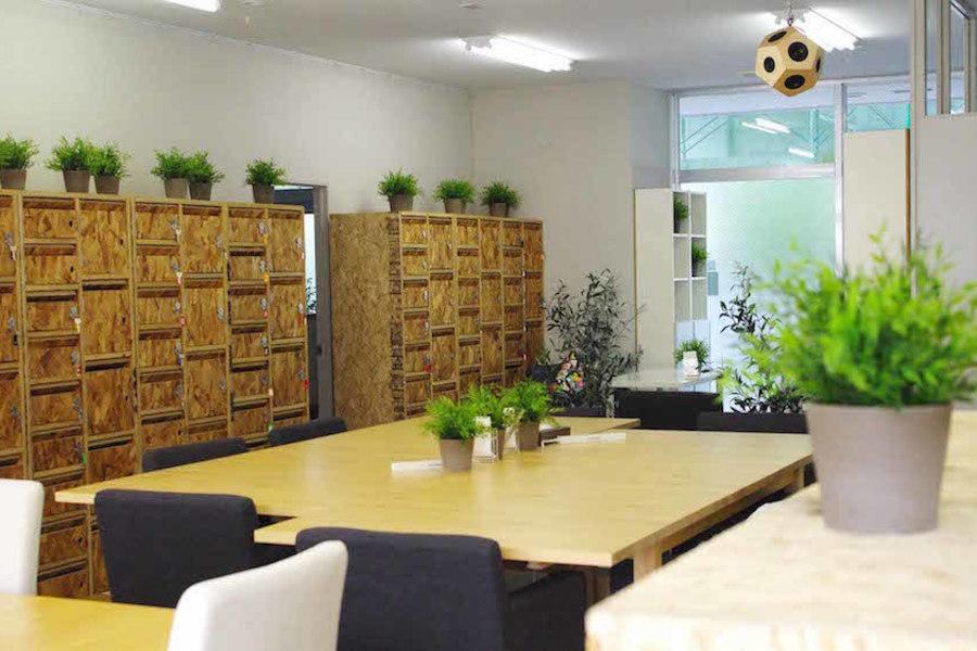 深江ワークスペース「ニルキューブ」 : 中会議室の会場写真
