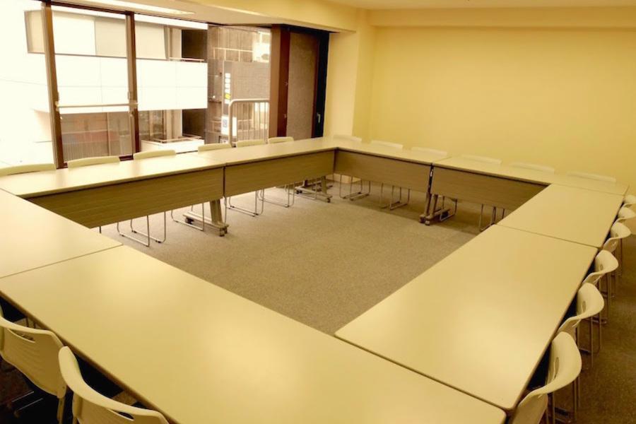 Natuluck溜池山王 : 3階会議室(定員30名/最大50名)の会場写真