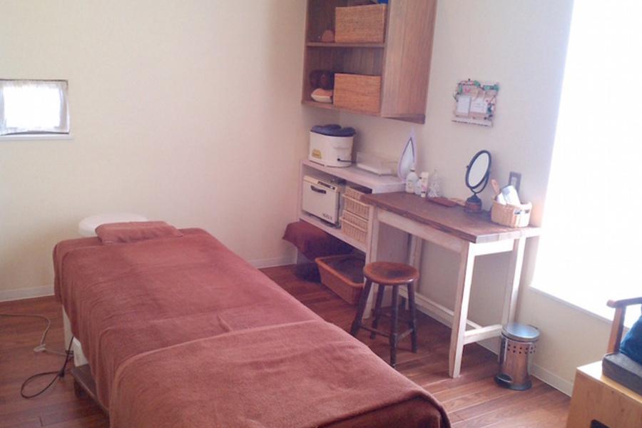 【あざみ野】ヒーリングラグーン : 個室スペースの会場写真