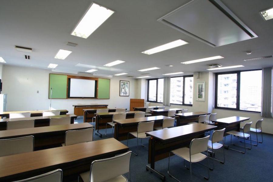 福島 貸し会議室「ニチネン」 : 会議室の会場写真