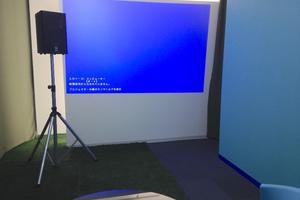 長岡天神駅から徒歩2分!防音環境がしっかりしていて設備が充実したレンタルスペースの写真