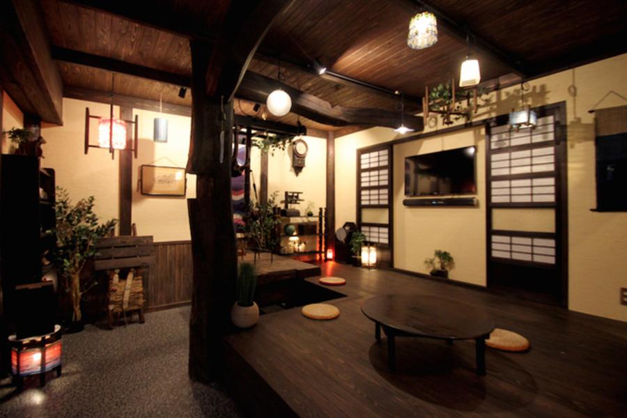 【池袋・十条】古民家レンタル 灯和屋 : 1日貸プランの会場写真