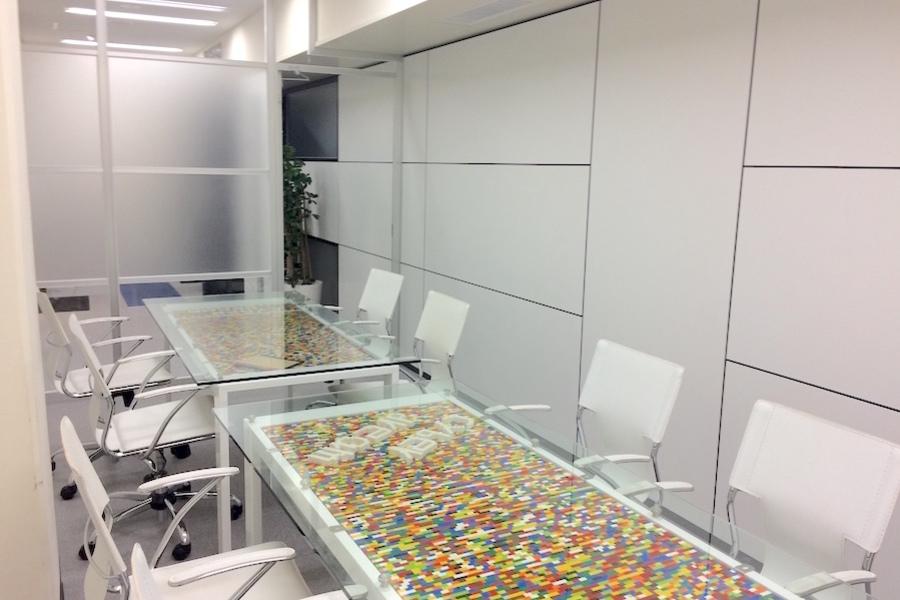 天満橋会議室「サイバードリーム」 : 貸し会議室の会場写真