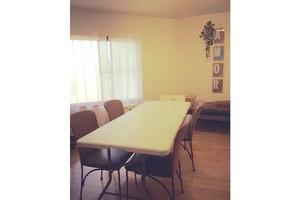【中崎町徒歩7分】清潔感あふれる明るい個室♪セラピーやヨガレッスンにおすすめ!の写真