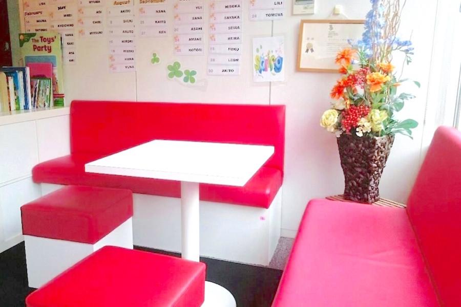 インスタント貸し教室 渋谷校 : 1・2名用テーブルの会場写真