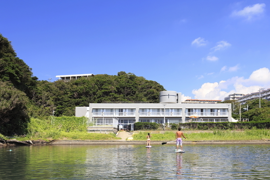 三浦研修施設『海の学校』 : 多目的スペース(20名収容)の会場写真