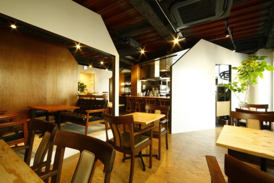 キッチンレンタルスペース coupe cafe : カフェスタイルのレンタルキッチンの会場写真