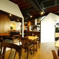 カフェスタイルのレンタルキッチン