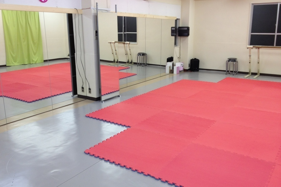 カトゥーンダンススタジオ : レンタルスタジオの会場写真