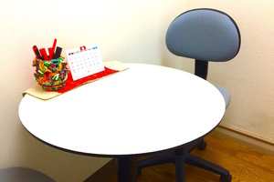 【池袋】打ち合わせスペース「GLS」 : 2名用個室Cの会場写真
