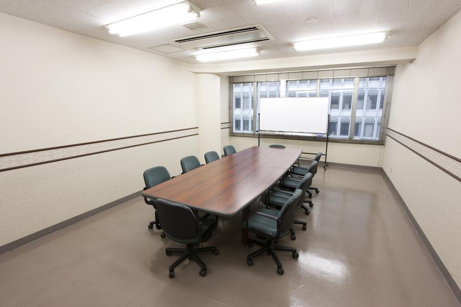 FORUM8 フォーラムエイト : 772会議室の会場写真