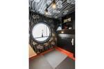 中銀カプセルタワービルの近未来の茶室: B704の会場写真