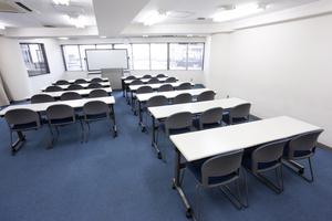 〜24名収容可能 キッチン付き、渋谷徒歩3分の貸し会議室の写真