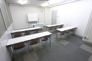 〜12名収容可能 設備充実、渋谷駅徒歩3分の貸し会議室の写真