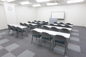 〜24名収容可能 渋谷駅徒歩3分、会議やセミナーに最適な貸し会議室の写真
