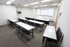 〜18名収容可能 研修や会議に!渋谷徒歩3分の貸し会議室の写真