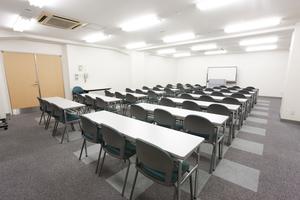 〜48名収容可能 セミナーや研修会場に!渋谷駅徒歩3分の貸し会議室の写真