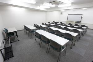 〜30名収容可能 研修や小規模セミナーに!渋谷駅徒歩3分の貸し会議室の写真
