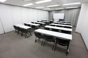 〜30名収容可能 セミナーや研修に!渋谷駅徒歩3分の貸し会議室の写真