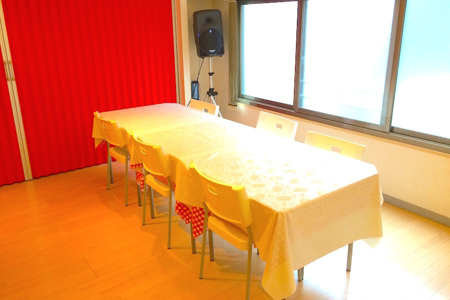 八丁堀レンタルキッチンスタジオ : 貸切ルームの会場写真