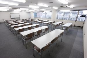 〜54名収容可能 講演会や会議に!渋谷駅徒歩3分の貸し会議室の写真