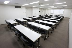 〜60名収容可能 面接やオーディション会場に!渋谷駅徒歩3分の貸し会議室の写真
