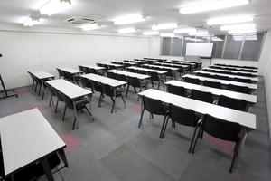 〜60名収容可能 会議や研修に最適!渋谷駅徒歩3分の貸し会議室の写真