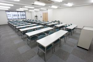 〜60名収容可能 セミナーや講演会などに!渋谷駅徒歩3分の貸し会議室の写真