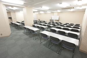 〜72名収容可能 広々とした貸し会議室 渋谷駅徒歩3分の写真