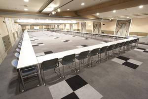 〜300名収容可能 パーティーや株主総会に!渋谷駅徒歩3分の貸し会議室の写真