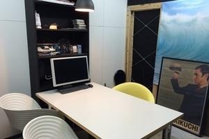 有限会社CUE design service デジタルデザインスクール : レッスンルームの会場写真