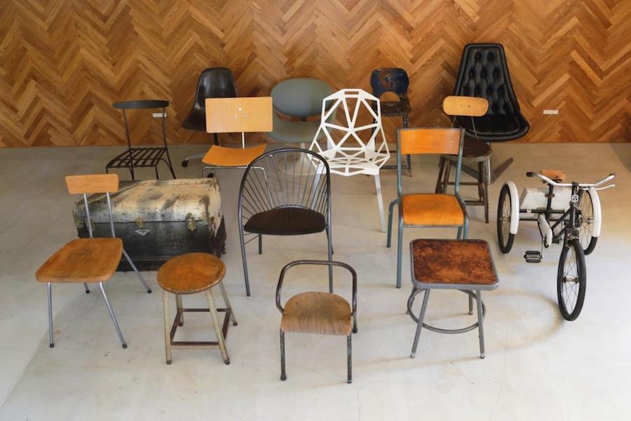 原宿レンタルスペース「テーブルギャラリー」 : 【撮影プラン】多目的スペースの会場写真