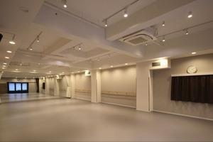 大国町駅徒歩2分!広々としたレンタルスタジオの写真