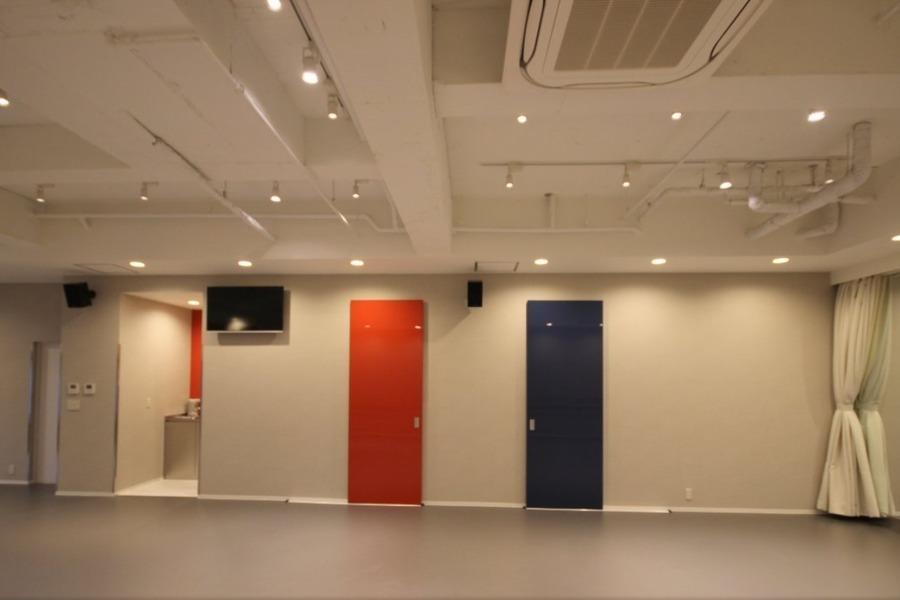 スタジオ・リドⅠ(大国町) : 多目的スペース(20名以下プラン)の会場写真
