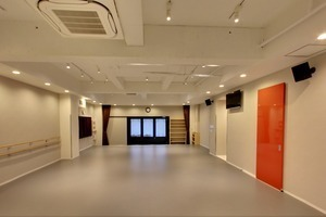 ダンスやお芝居に!大国町駅徒歩2分のレンタルスタジオの写真
