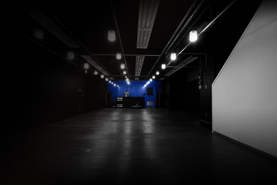 高麗橋BLACK BOX : レンタル&ギャラリースペースの会場写真