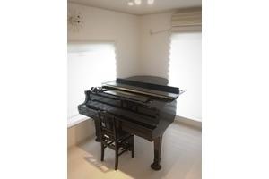 【溝の口・武蔵新城】グランドピアノの定期利用の写真