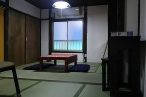 お稽古などに!谷町線中崎町徒歩7分にある長屋のレンタル和室の写真