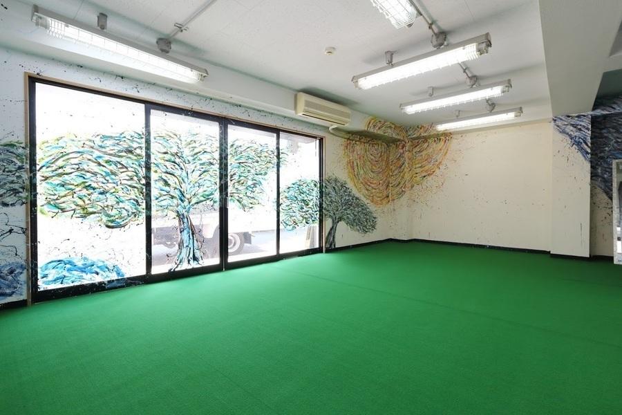 Kamata BASE : 多目的スペースの会場写真
