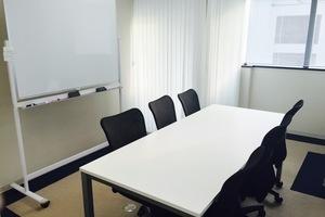 久屋大通ナユタビルディング : 個室会議室9F-Bの会場写真
