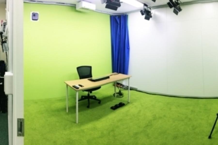 東京セミナースタジオ : WEBスタジオの会場写真