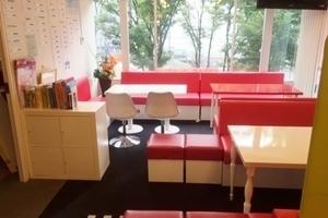 インスタント貸し教室 渋谷校 : 貸切スペース【日曜限定】の会場写真