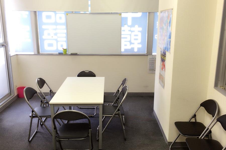 GAION(凱恩)国際教育レンタルスペース : 403号室の会場写真