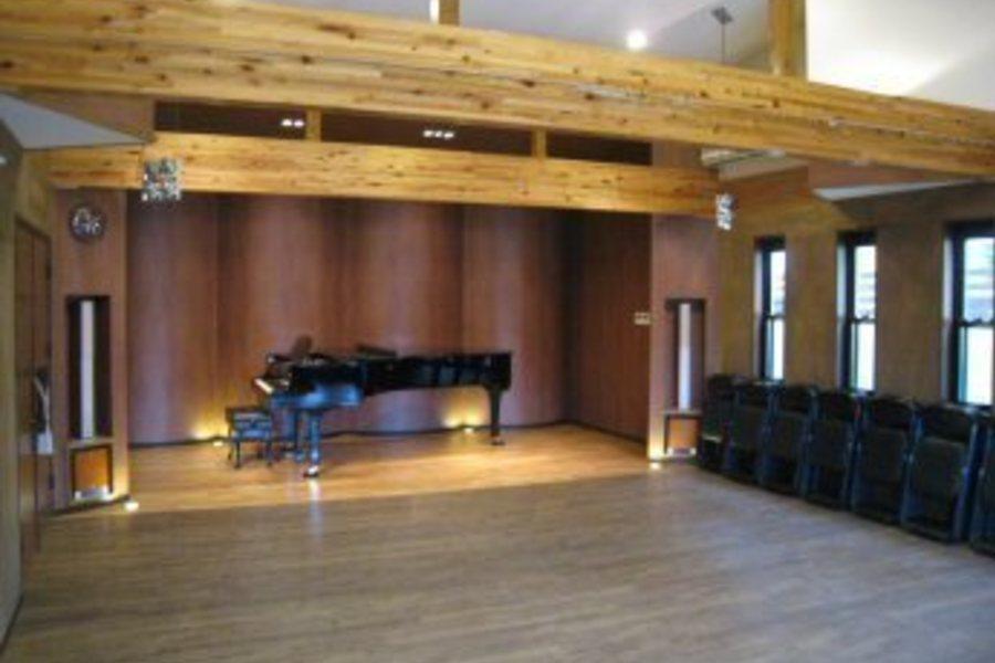 自由ヶ丘フォレストホール : ホール貸切(演奏会、展示会等の本番利用)の会場写真